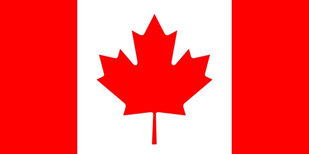 Drapeau du canada drapeaux du pays canada - Drapeau de l amerique ...