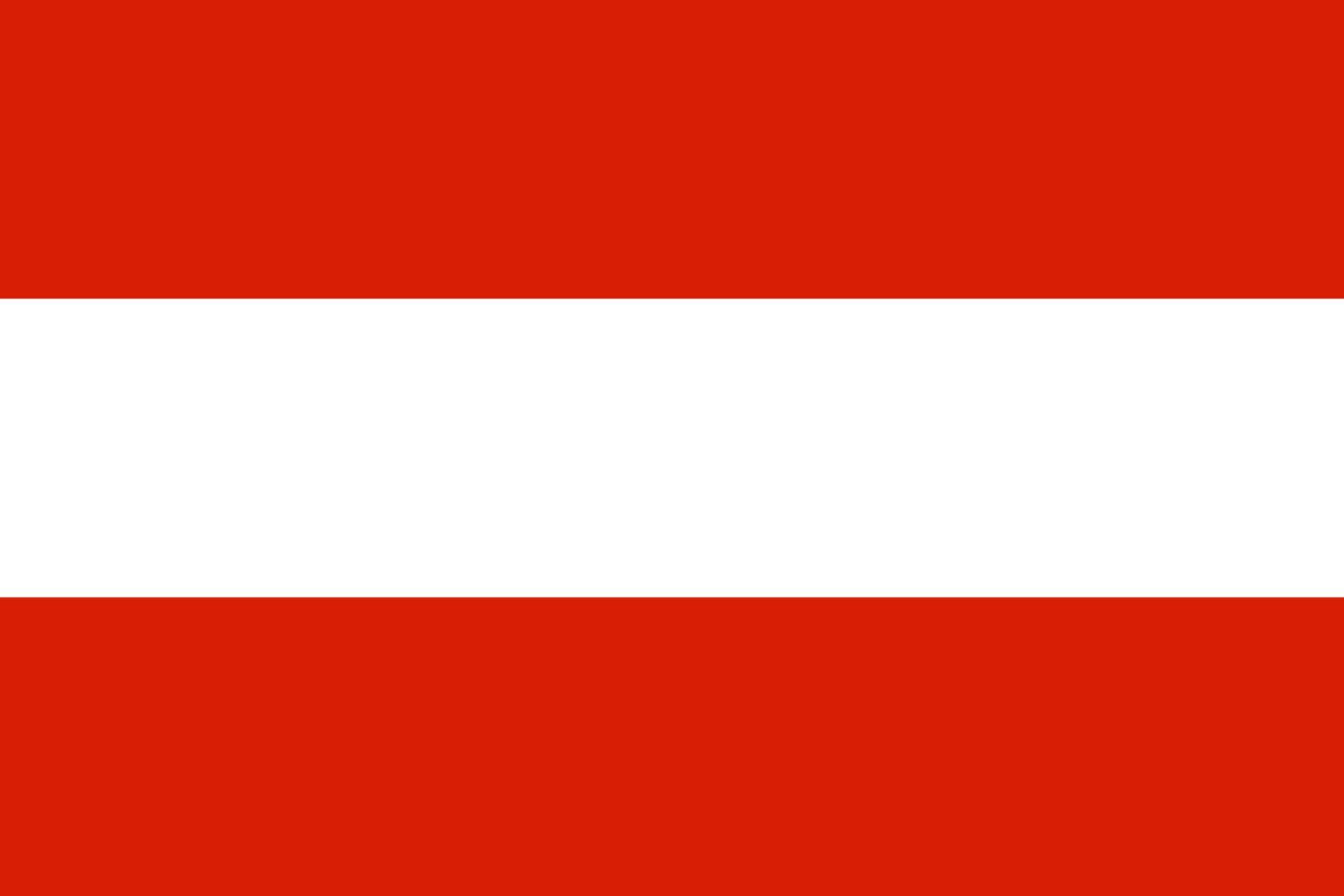 Très Drapeau de l'Autriche, Drapeaux du pays Autriche ZO97