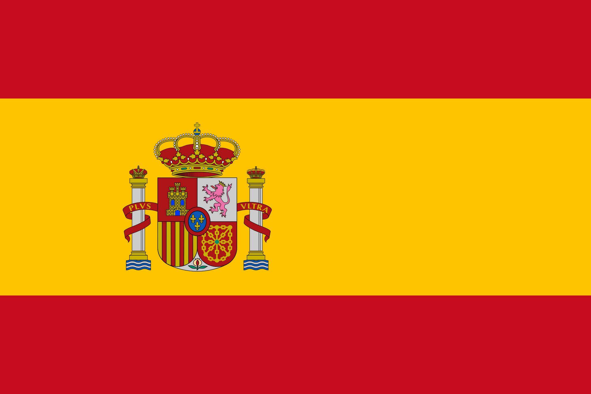 Bevorzugt Drapeau de l'Espagne, Drapeaux du pays Espagne OJ52