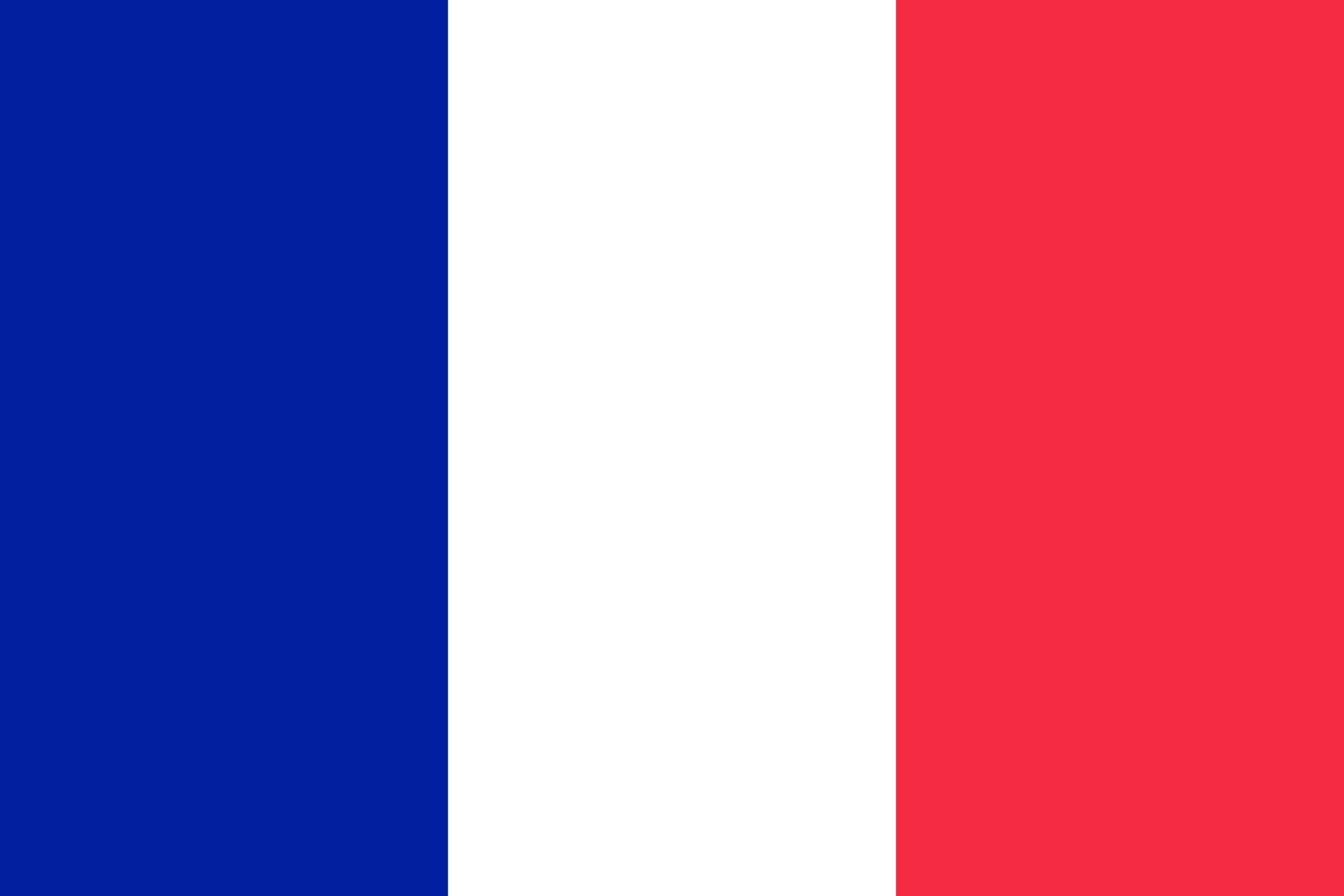 Fabulous Drapeau de la France, Drapeaux du pays France QK57