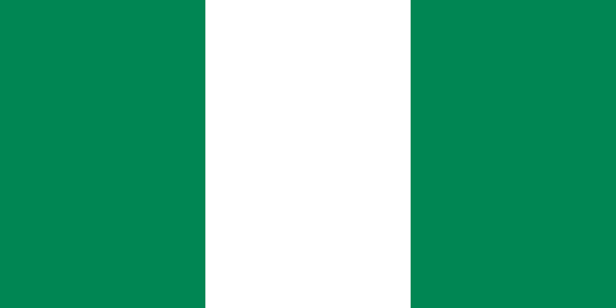 Assez Drapeau du Nigeria, Drapeaux du pays Nigeria DT22