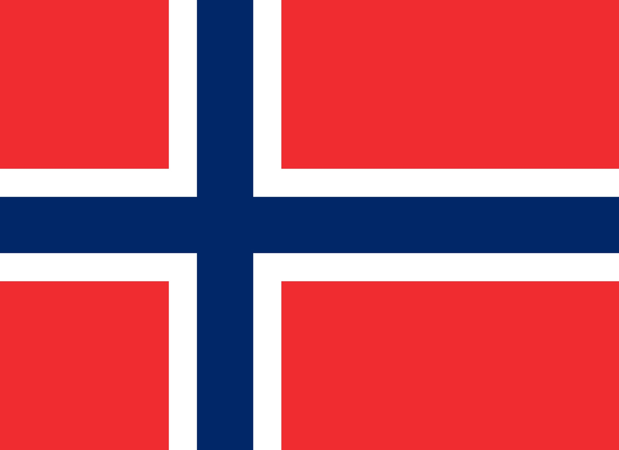 Très Drapeau de la Norvège, Drapeaux du pays Norvège ZO97