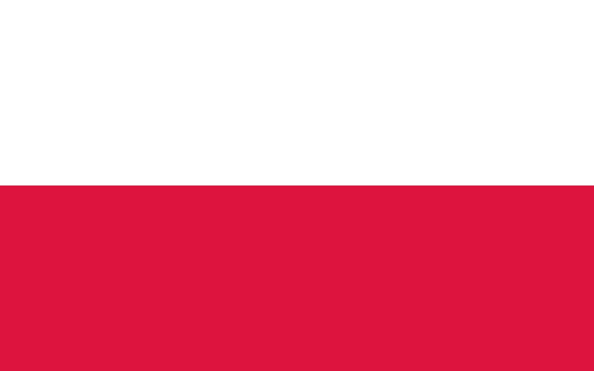 Super Drapeau de la Pologne, Drapeaux du pays Pologne KB19