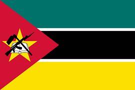 drapeau du mozambique - Drapeau Espagnol A Imprimer