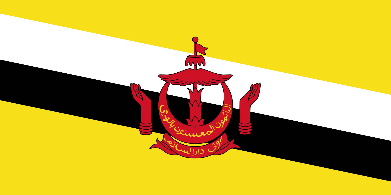 drapeau de brunei