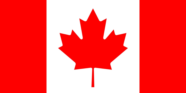 Drapeau Du Canada Drapeaux Du Pays Canada