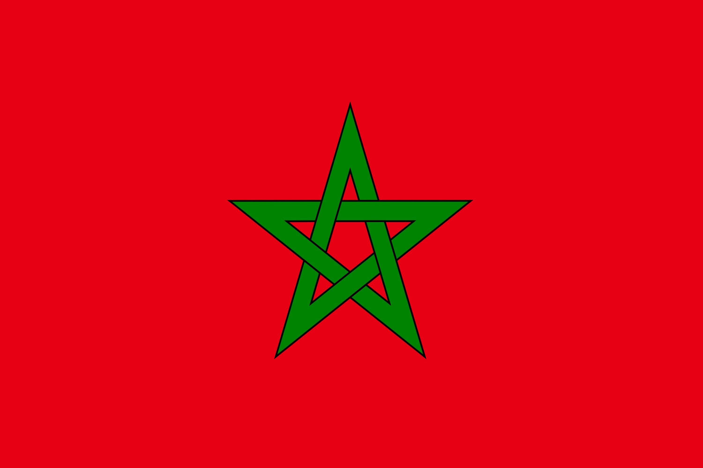 Drapeau du maroc drapeaux du pays maroc - Drapeau du maroc a imprimer ...
