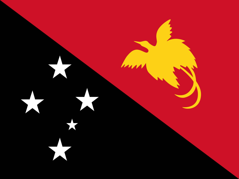 la-papouasie-nouvelle-guinee-drapeau