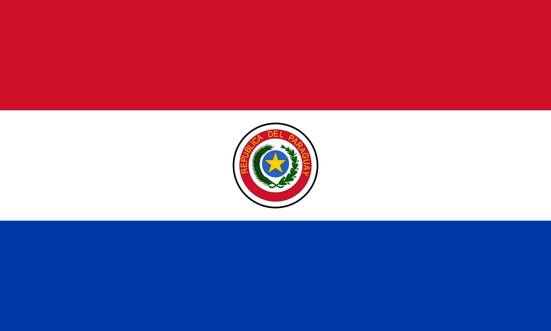 drapeau du paraguay