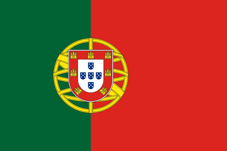 Drapeau Du Portugal Drapeaux Du Pays Portugal