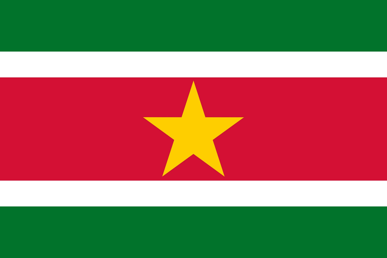 drapeau du suriname