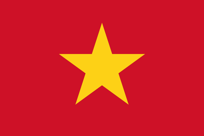 drapeau du vit nam - Drapeau Espagnol A Imprimer